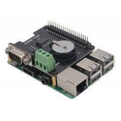 X230 Real Time Clock Module with RS232 Serial Port