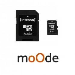 MOODE Operating System Installation Service on 8GB Micro SD Card