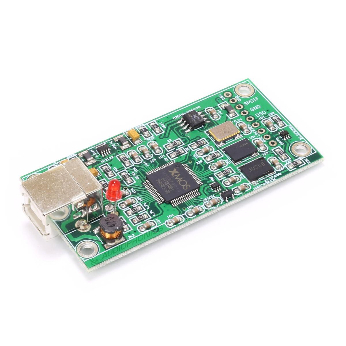 XMOS U208 Digital Interface USB to I2S / SPDIF 32bit/384khz
