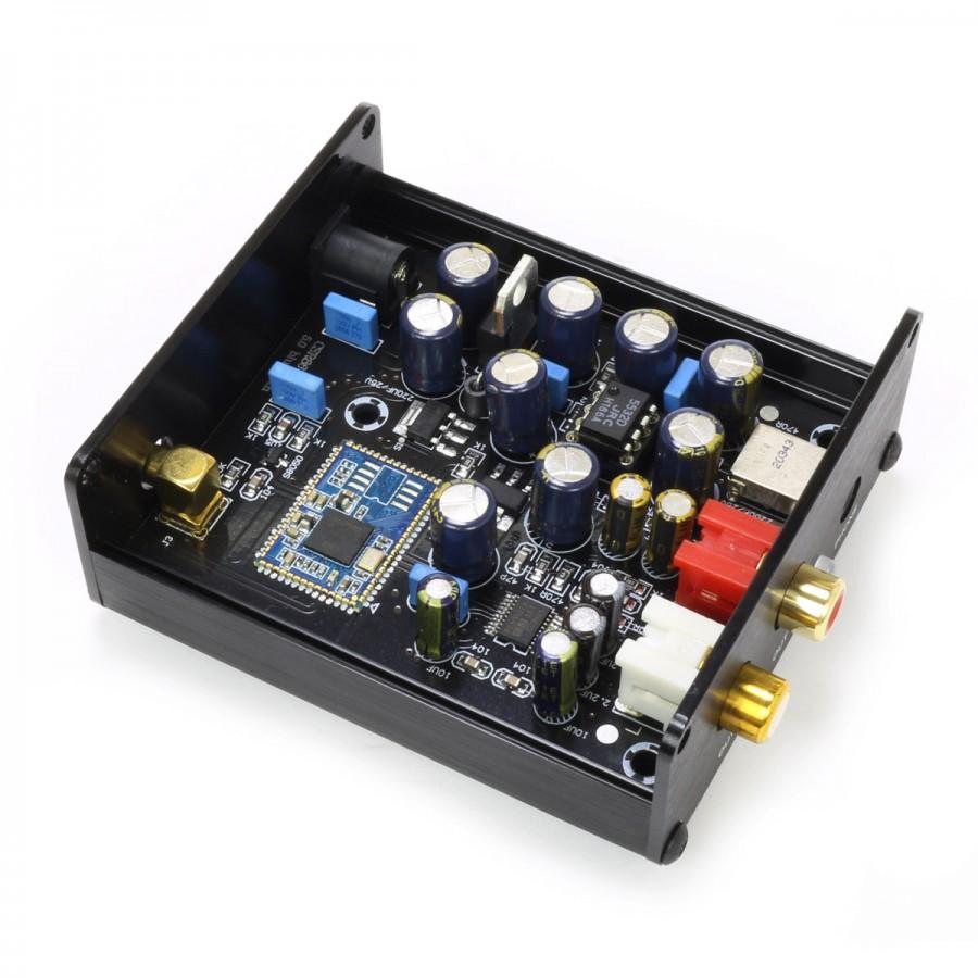 Bluetooth 5 0 Receiver aptX-HD CSR8675 DAC PCM5102 24bit