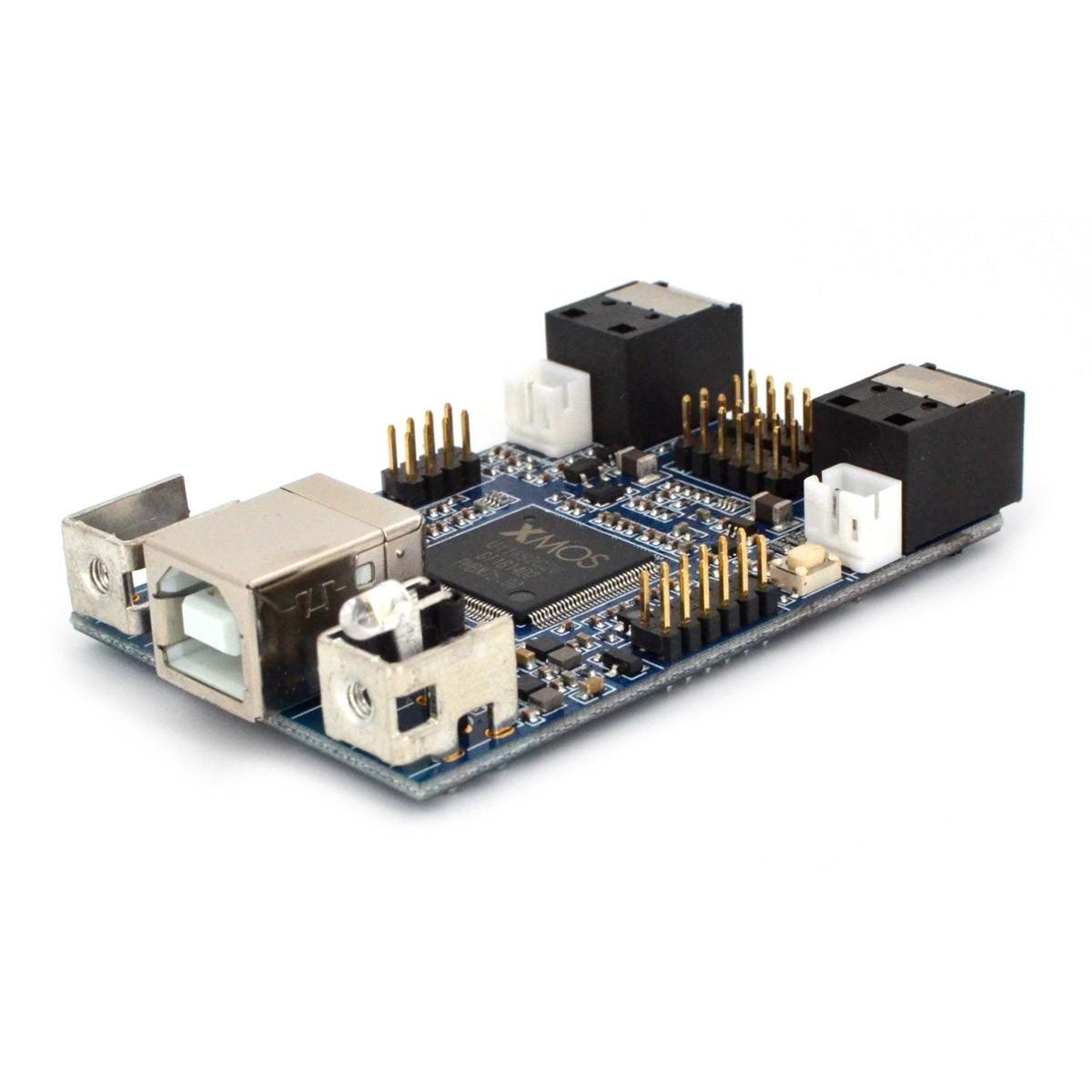 MINIDSP MCH STREAMER Interface USB XMOS vers I2S / SPDIF / ADAT / TDM/ DSD / PDM 32bit 384kHz DSD256