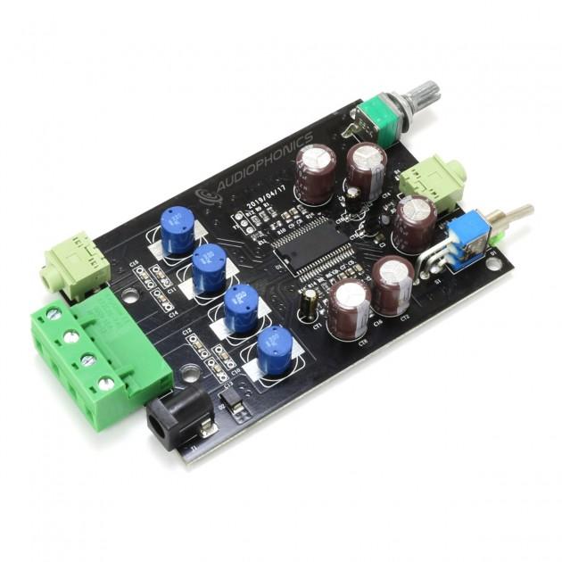 FX-AUDIO YDA138-E Class D Amplifier Module YDA138 2x10W 8 Ohm