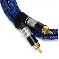 SUMMER HS-2 modulation cable RCA RCA OFC Copper Plated 1.5m
