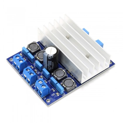 FX-AUDIO TDA7492-D Module Amplificateur Class D TDA7492 2x50W 8 Ohm BTL 100W 4 Ohm
