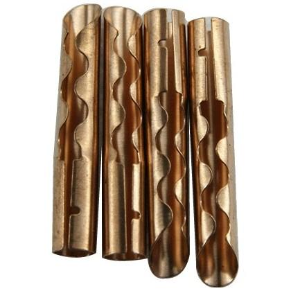 ELECAUDIO BA-30 Bananes Beryllium copper Nu ( x4) Ø 4.0mm