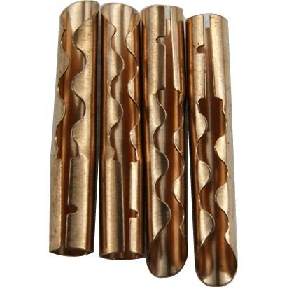 ELECAUDIO BA-30 Banane Beryllium Copper Nu (Set x4)