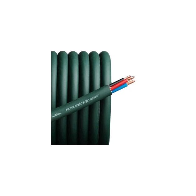 FURUTECH ALPHA 4.1T Speaker cable Bi-wiring 4x2.5mm² Ø11mm on