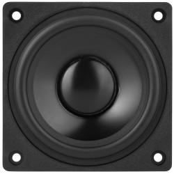 DAYTON AUDIO DMA80-PR Radiateur Passif Aluminium 34.6Hz Ø7.6cm