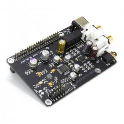 DAC AK4493 pour Raspberry Pi I2S 32bit 384kHz DSD128