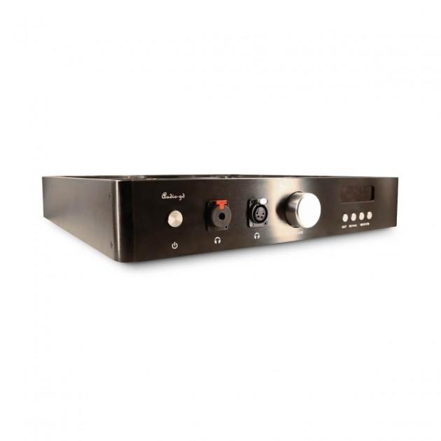AUDIO-GD R-27 DAC R2R FGPA USB AMANERO HDMI I2S 32 bit 384khz 2x  Accusilicon 2x Crystek
