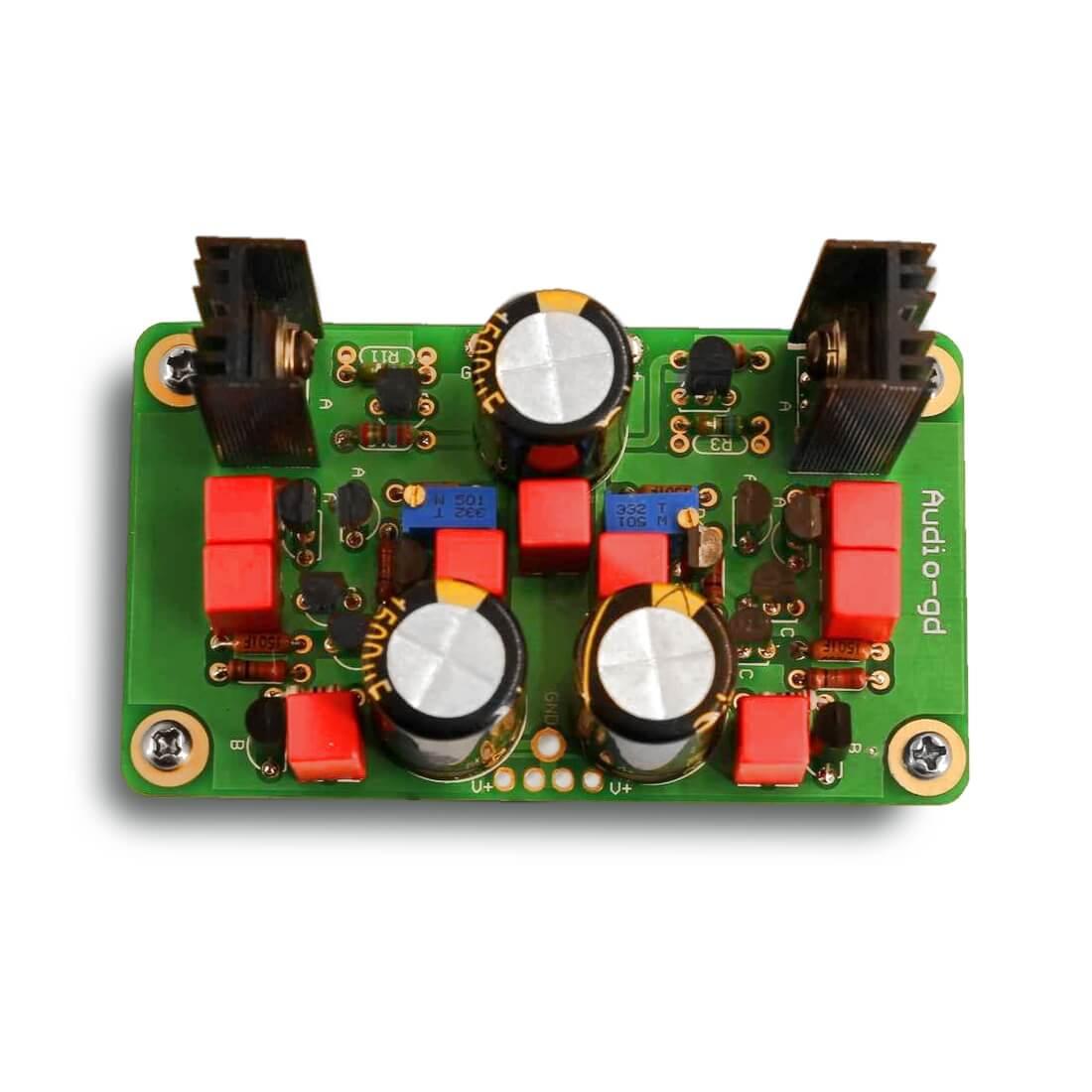 AUDIO-GD PSU-2019 Module alimentation linéaire régulée class A 3V3