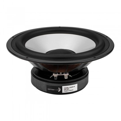 DAYTON AUDIO DA215-8 Speaker Driver Woofer / Midbass Aluminium 60W 8 Ohm 89dB 35Hz-8000Hz Ø20.3cm