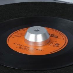 DYNAVOX Adaptateur pour Vinyle 45 Tours 20mm