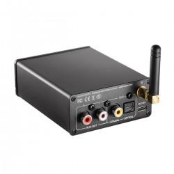 XDUOO XQ-50 Bluetooth 5.0 Receiver aptX CS8406 DAC ES9018K2M 16bit 44kHz