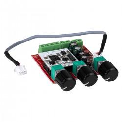 Module Amplificateur 2.1 Bluetooth 4.1 TPA3110D2 2x15W + 30W 4 Ohm avec Contrôle de Volume