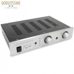 IPAR 1023A Preamplifier / Volume Controller / Headphone Amplifier / Source Selector