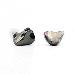 IKKO OBSIDIAN OH10 Hybrid In-Ear Monitor IEM Dynamic and Balanced Armature