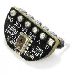 Omnidirectionnal I2S Microphone Module