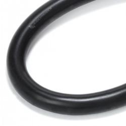 Fil de Câblage Cuivre OFC Étamé 4.2mm² Gaine Silicone Ø5mm Noir