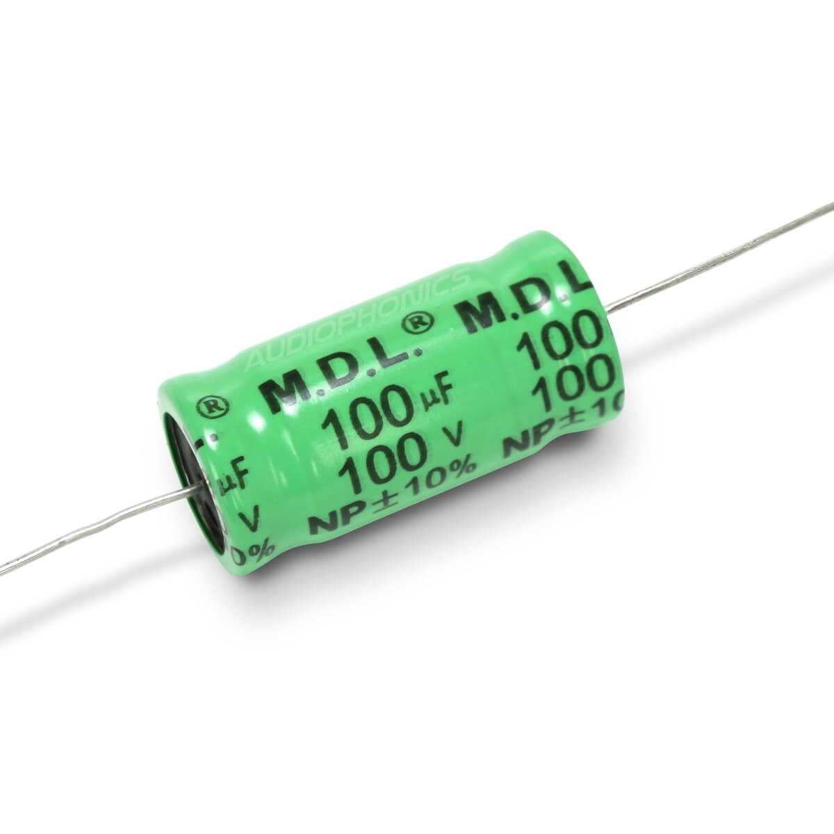 JANTZEN AUDIO Electrolytic Capacitor 100V 22µF