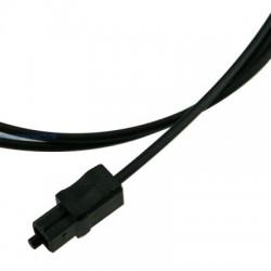 MUTEC Fibre optique Toslink SPDIF PRO - 3.0m