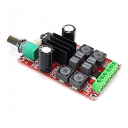 Amplifier Module with Volume Control TPA3116 2x25W 8 Ohm