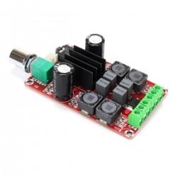 Module Amplificateur TPA3116D2 avec Contrôle de Volume 2x50W 4 Ohm