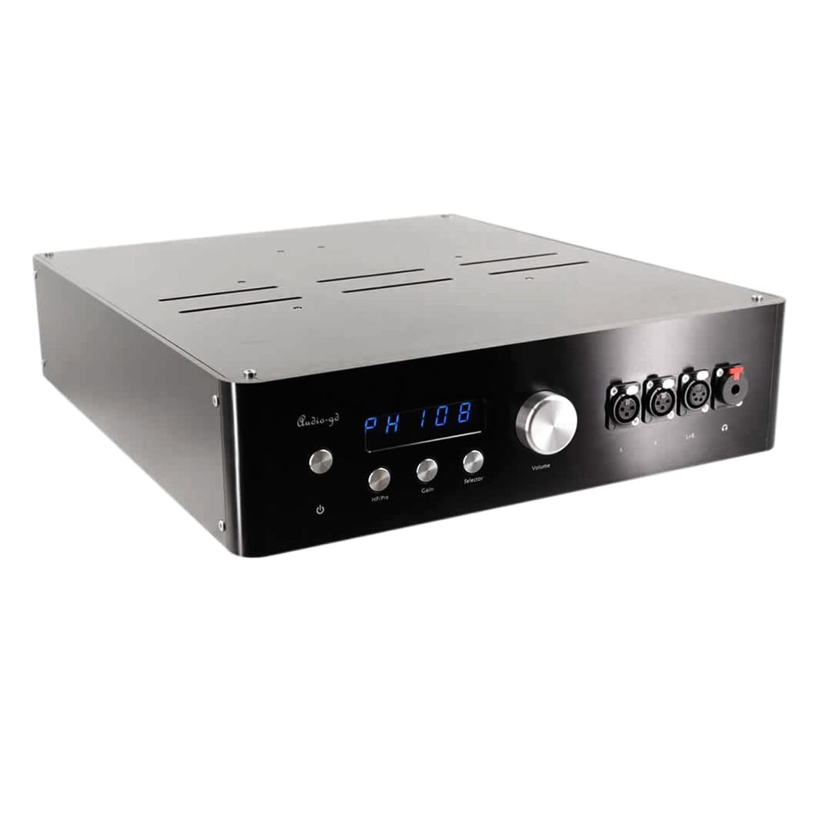 AUDIO-GD HE-9 2019 EDITION Balanced Preamplifier / Headphone Amplifier ACSS RCA XLR