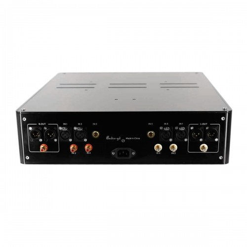 Adanse HIFI 47 Earphone Amplifier 2 Channel Headphone Amplifier 47 Amplifier Single Power Version