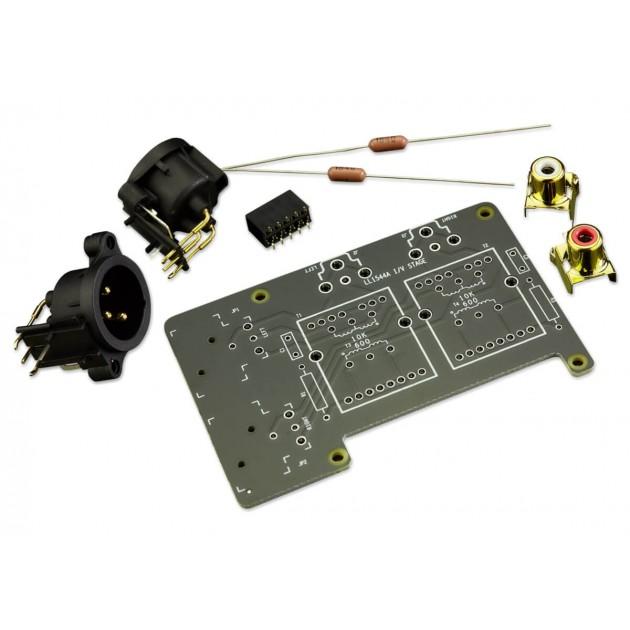 IAN CANADA Output Stage Kit Transformer I/V PCB for Lundahl LL1544A