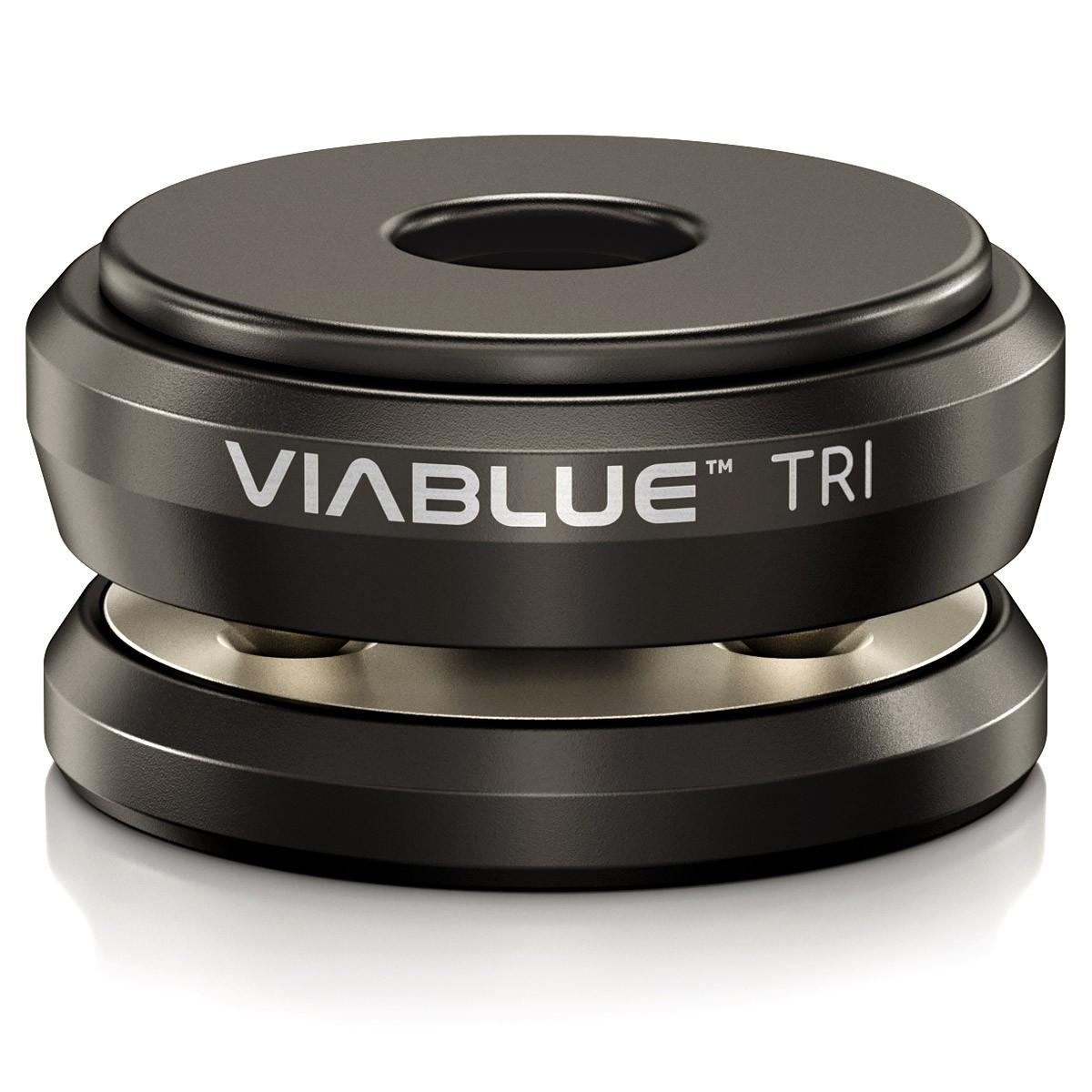 VIABLUE TRI SPIKES Spikes Black Ø35mm (Set x4)
