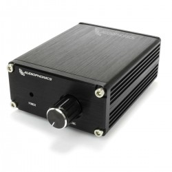 AUDIOPHONICS TPA-S25 Class D Amplifier TPA3116 2x25W 8 Ohm Black