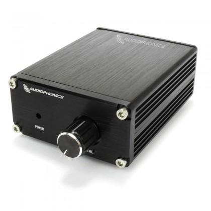 AUDIOPHONICS TPA-S25 Class D Amplifier TPA3116 2x25W 8 Ohm Black