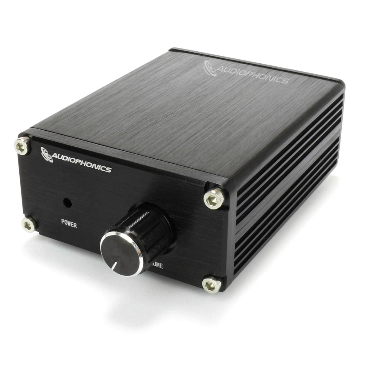 AUDIOPHONICS TPA-M50 Amplificateur Mono Class D TPA3116 1x60W 4 Ohm Noir