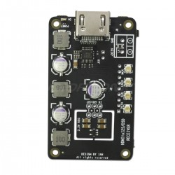 HDMIpi I2S/DSD/DoP to HDMI transmitter