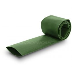 Heatshrink tube 2:1 Ø25mm Length 1m Green