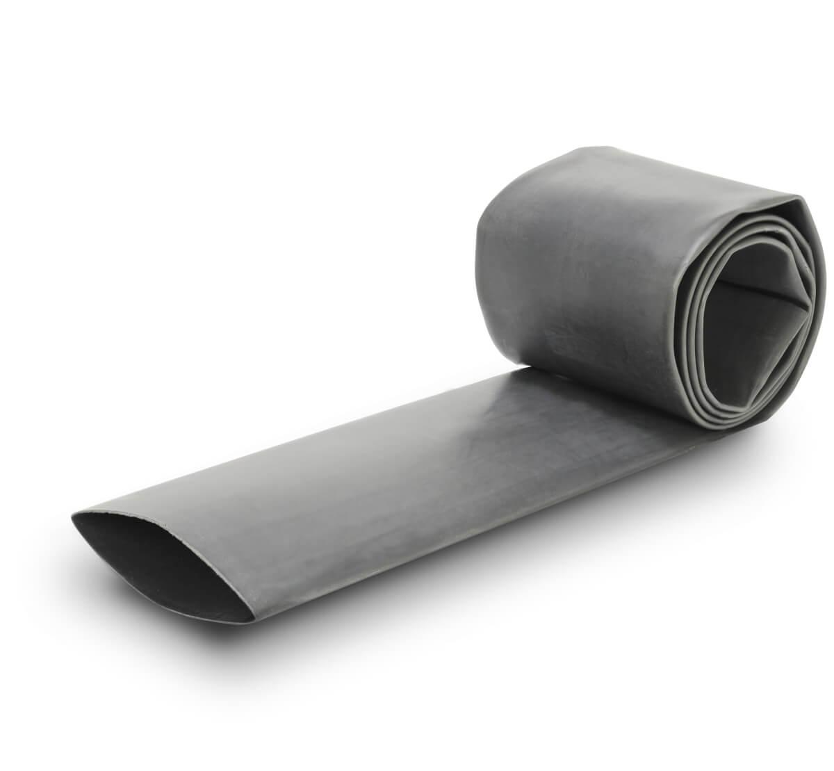 Gaine Thermo Rétractable 2:1 Ø3.2mm Longueur 1m (Grise)