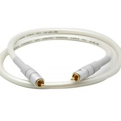 W&M Audio DC-02 Câble numérique coaxial S/PDIF 75Ohm 5m