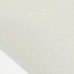 Tissu Acoustique pour Hauts-Parleurs 150x75cm Écru