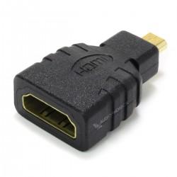 Adaptateur Micro HDMI Mâle vers HDMI Femelle