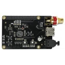 X10-I2S Interface USB BRAVO SA9227 vers I2S / Optique / Coaxial SPDIF 32bit 384kHz DSD