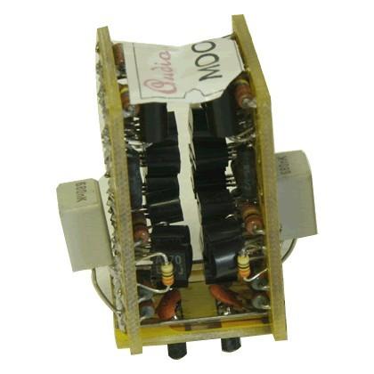 Audio-GD OPA-EARTH - AOP double à composants discrets