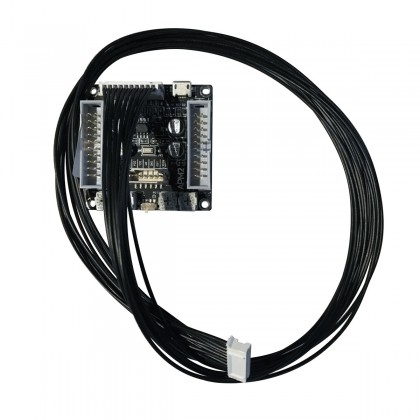 10 Pins Flat Cable for Wondom DSP Board