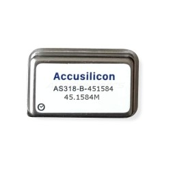 ACCUSILICON AS318-B-451584 Ultra Low Jitter Clock 45MHz