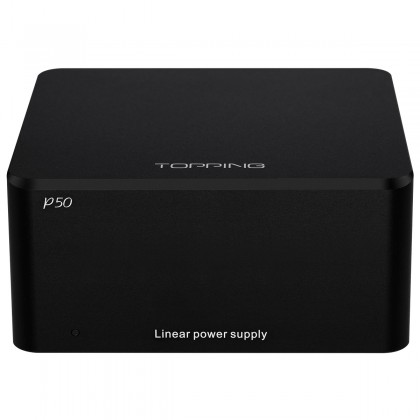 TOPPING P50 Regulated Linear Power Supply Ultra Low Noise 2x 5V 1A + 15V 1A