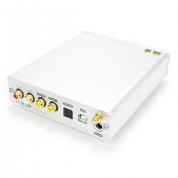 TOPPING DX3 PRO V2 DAC 2x AK4493EQ Amplificateur Casque TPA6120A2 Bluetooth LDAC XMOS XU208 32bit 768kHz DSD512 Noir