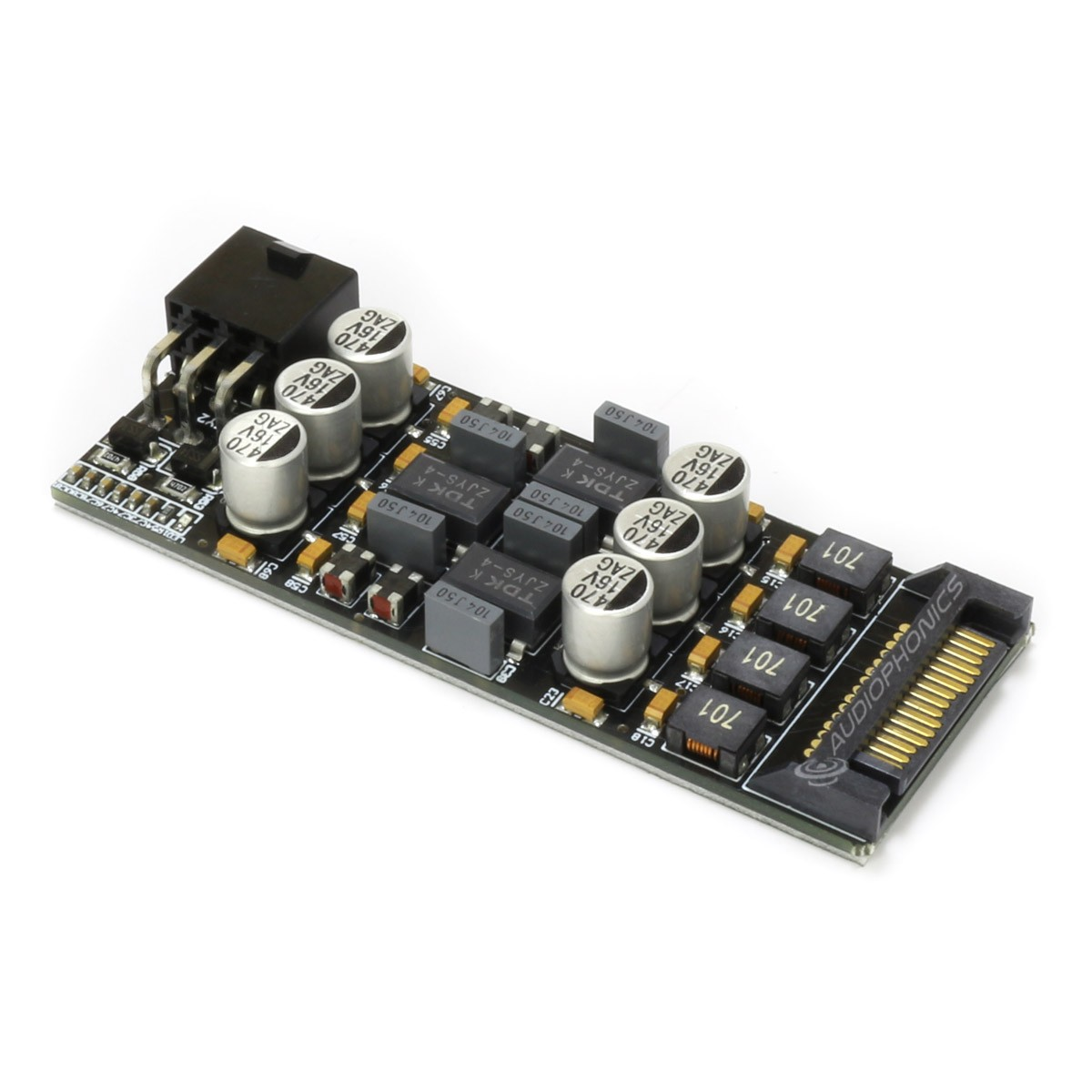 ELFIDELITY AXF-106 Molex / SATA Computer Power Filter