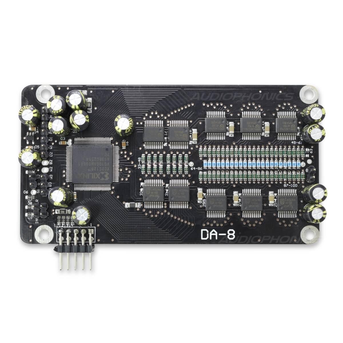 AUDIO-GD DA-8 DAC Module R2R 24Bit / 192kHz Mono (La paire)