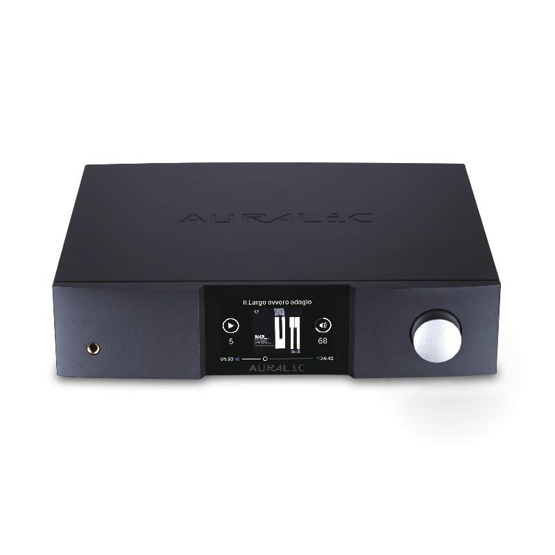 G1 AURALiC Altair Hi-Fi Streamer DAC 32bit 384Khz DSD512 AES/EBU Femtoclock Noir