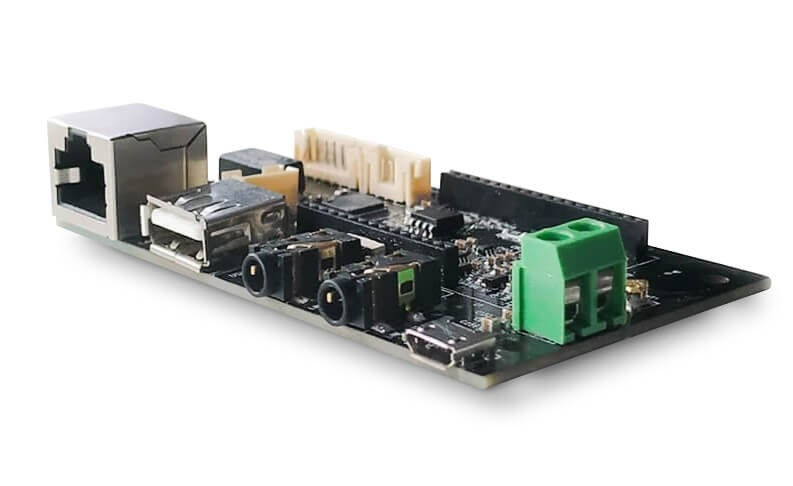 ARYLIC UP2STREAM PRO V1 2.4G WiFi Bluetooth 5.0 receiver to I2S Multiroom 192kHz